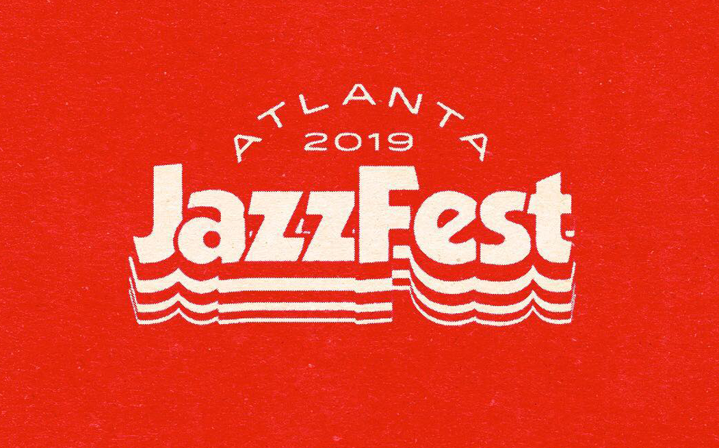 Atlanta Jazz Fest Graphic Design