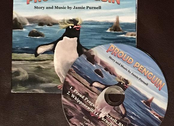 Proud Penguin CD