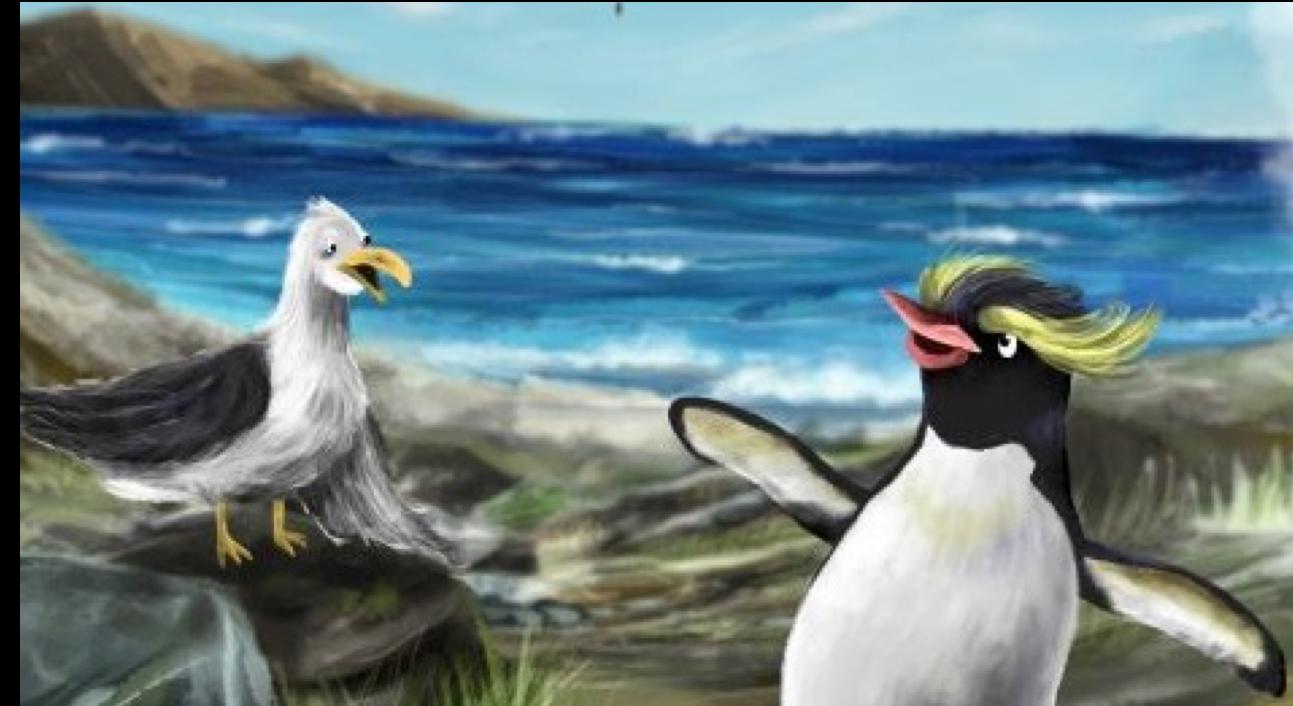 Proud Penguin Digital Download