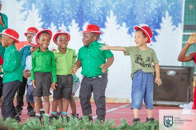 #dodiinternationalschool  #christmasshow