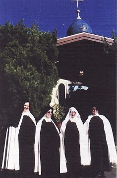 Discalced Carmelites of the Mother of God — Cloistered Life