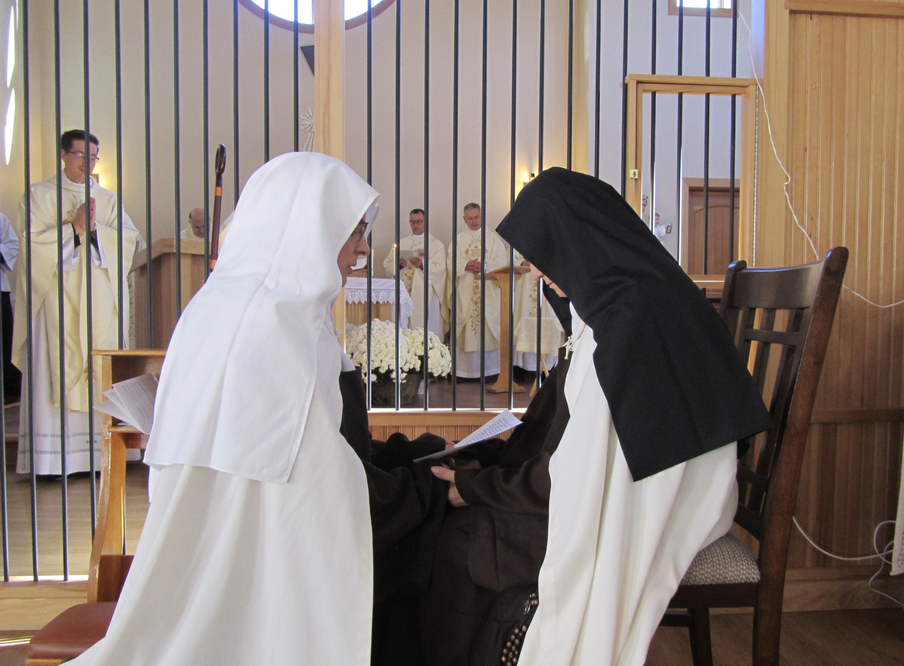 Discalced Carmelites of Armstrong — Cloistered Life
