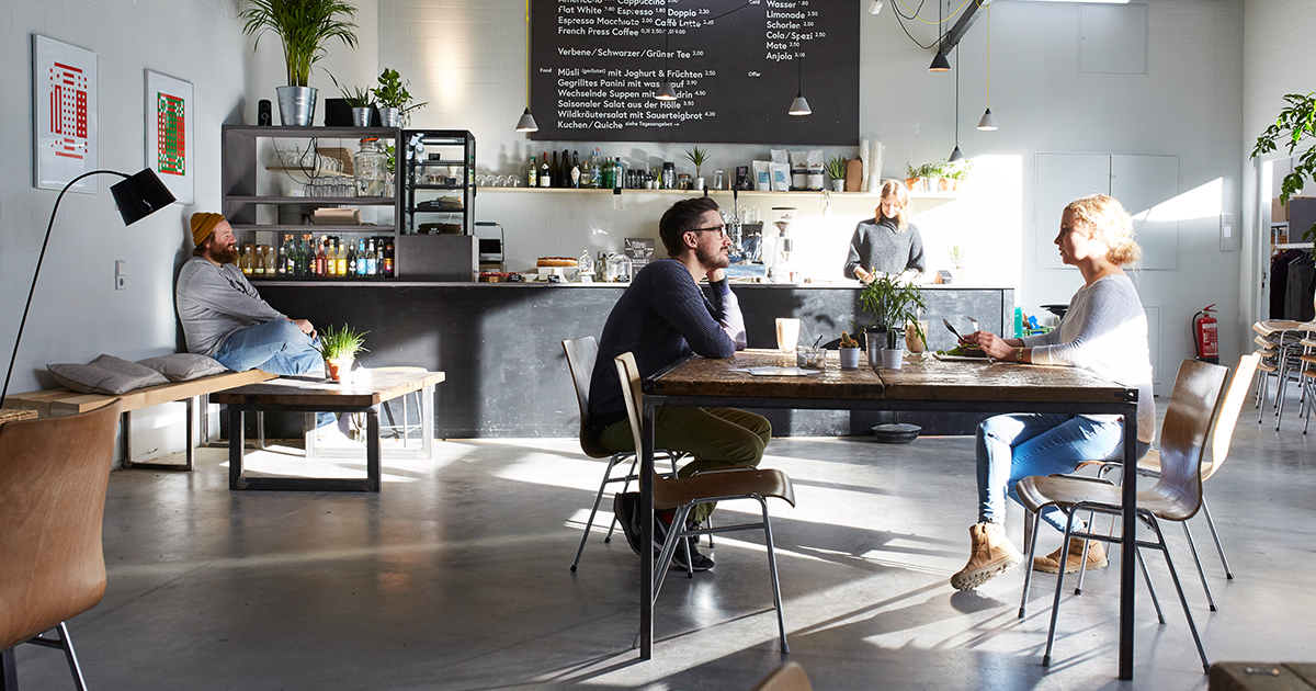 Hafven Coworking Cafe