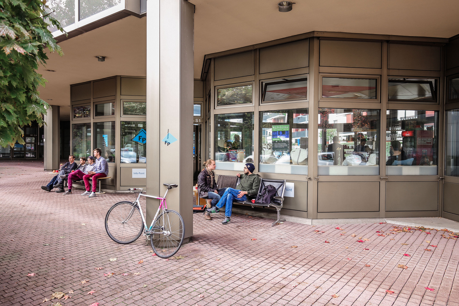 Temporäres Co-Working im Fensterplatz in Heidelberg