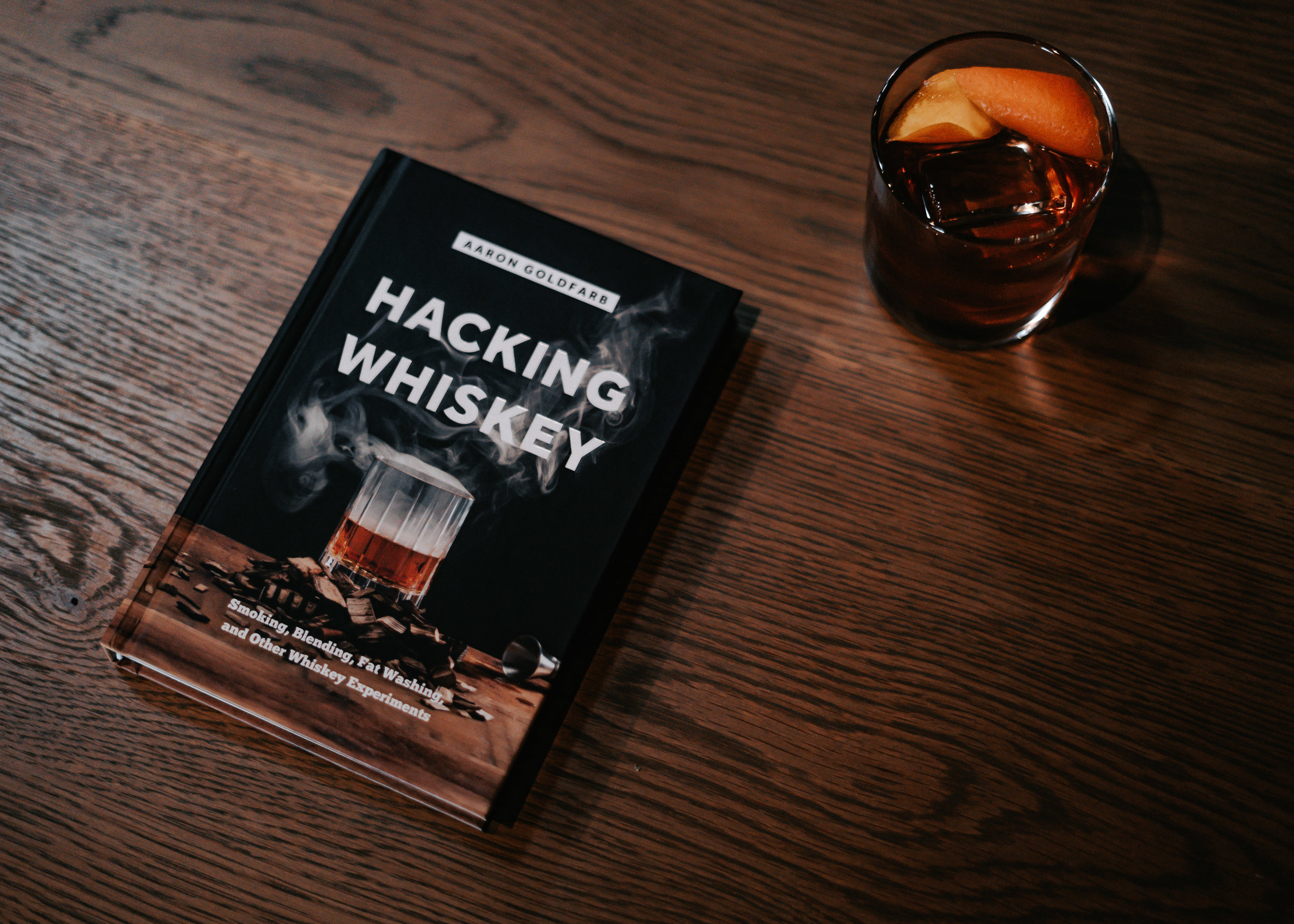 """""""Hacking Whiskey"""" by Aaron Goldfarb"""