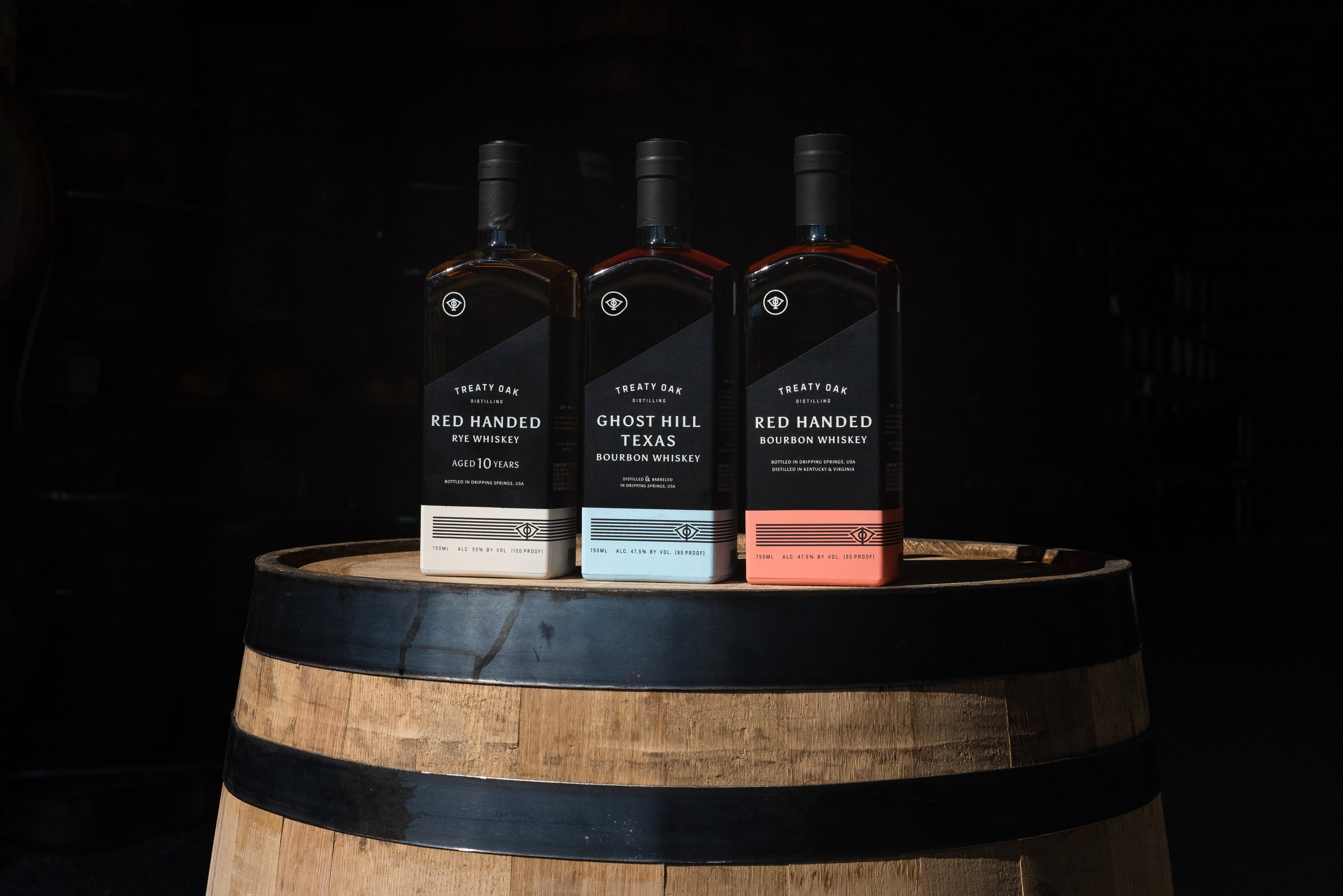 THEMANUAL.COM:  TREATY OAK DISTILLING'S EXPERIMENTS RUN WILD IN TEXAS   - March 4, 2019  In the foothills of Texas, a short drive outside Austin, Treaty Oak Distilling loves to play with booze on their sprawling 28-acre campus.   Read More
