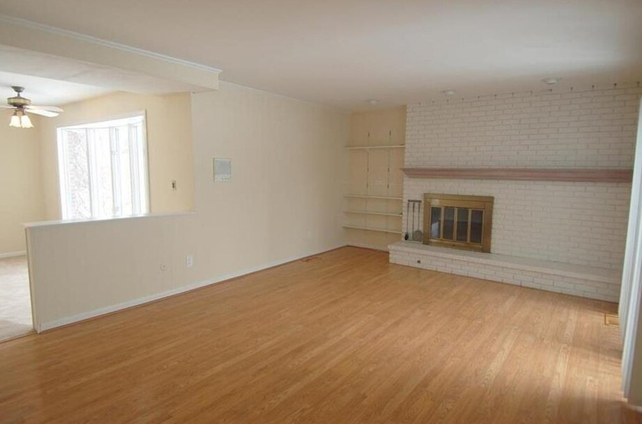 before family room -