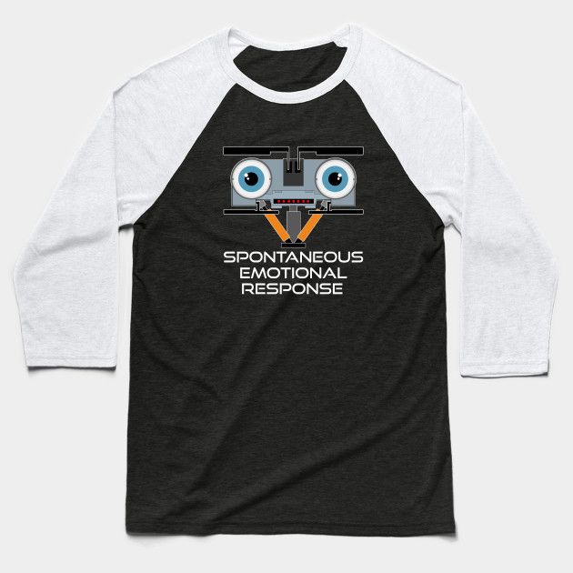 Johnny 5 baseball shirt