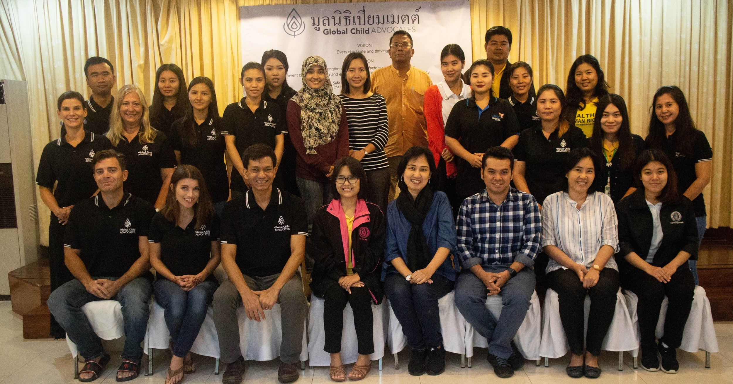 Local Organization Leaders - Save the Children, IRC Thailand, Thailand Child Welfare Department, Mae Tao Clinic, FFW, CPPCR, Social Action for Women,Tak Government Children's Home, Suwannimit Foundation, One Stop Crisis Center (OSCC),Life Impact