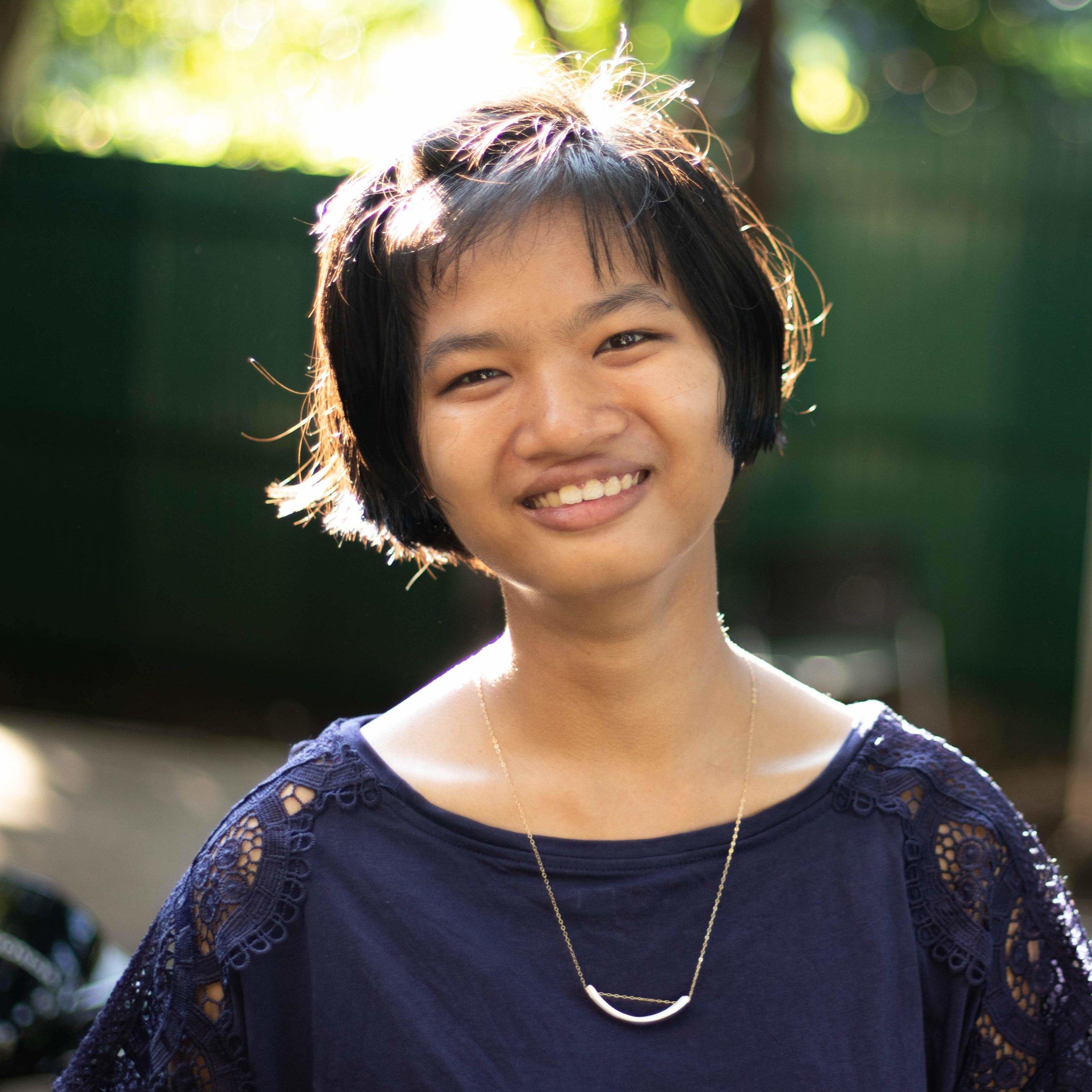 Su Myat Moe   ECDC, Assistant Teacher