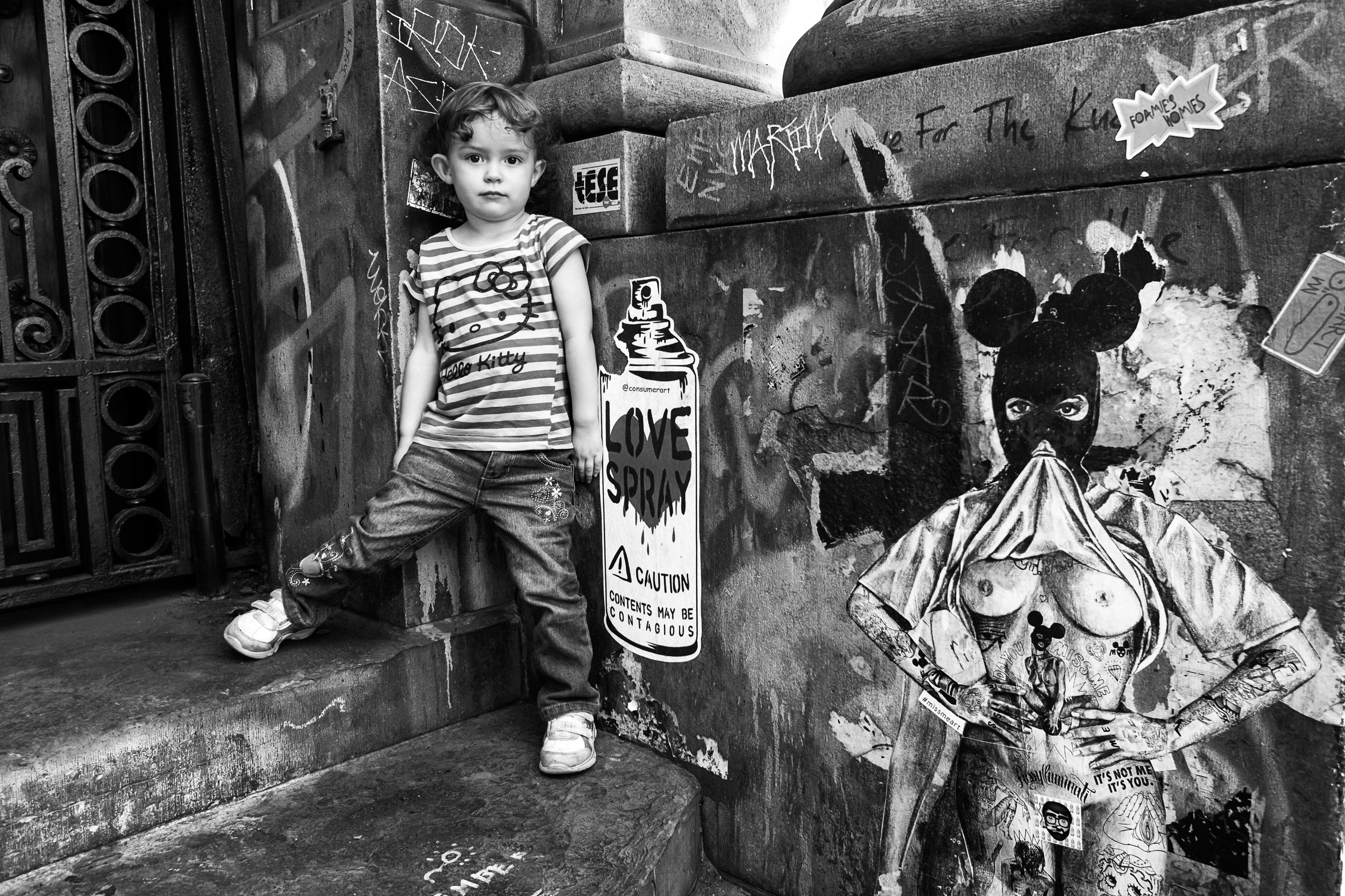 K_Bowery, NYC, 2016 ©Karen Klugman