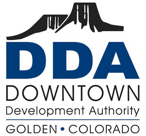 Golden's DDA provides direct financial support for marketing ARTSWEEK GOLDEN.