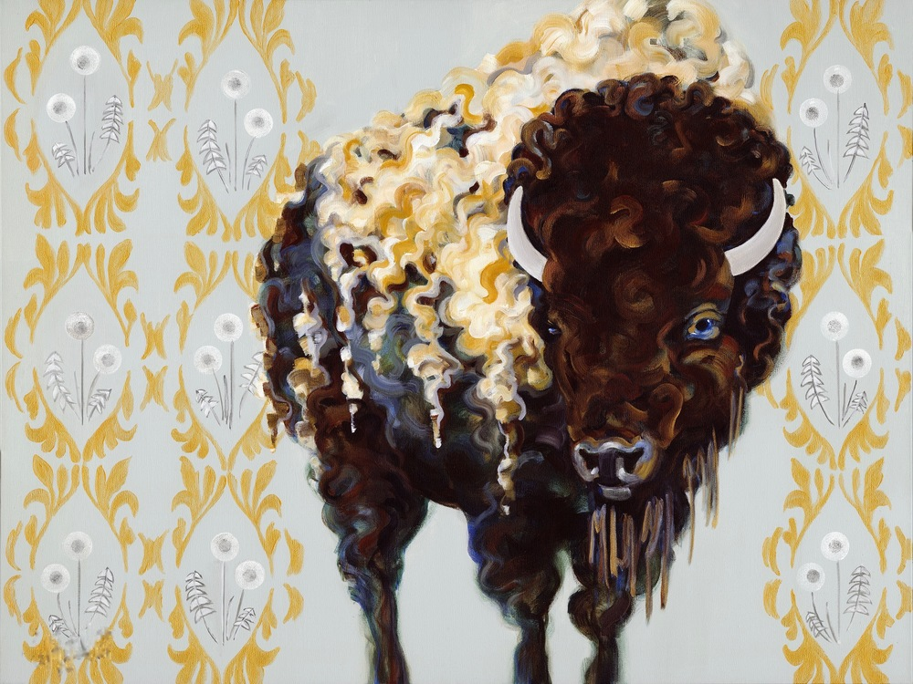 Stephanie Aguilar Golden, CO - #102  http://www.stephanieaguilarart.com