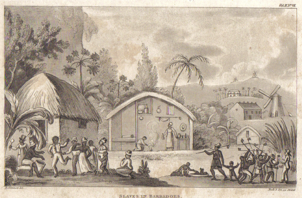 Slaves in Barbadoes