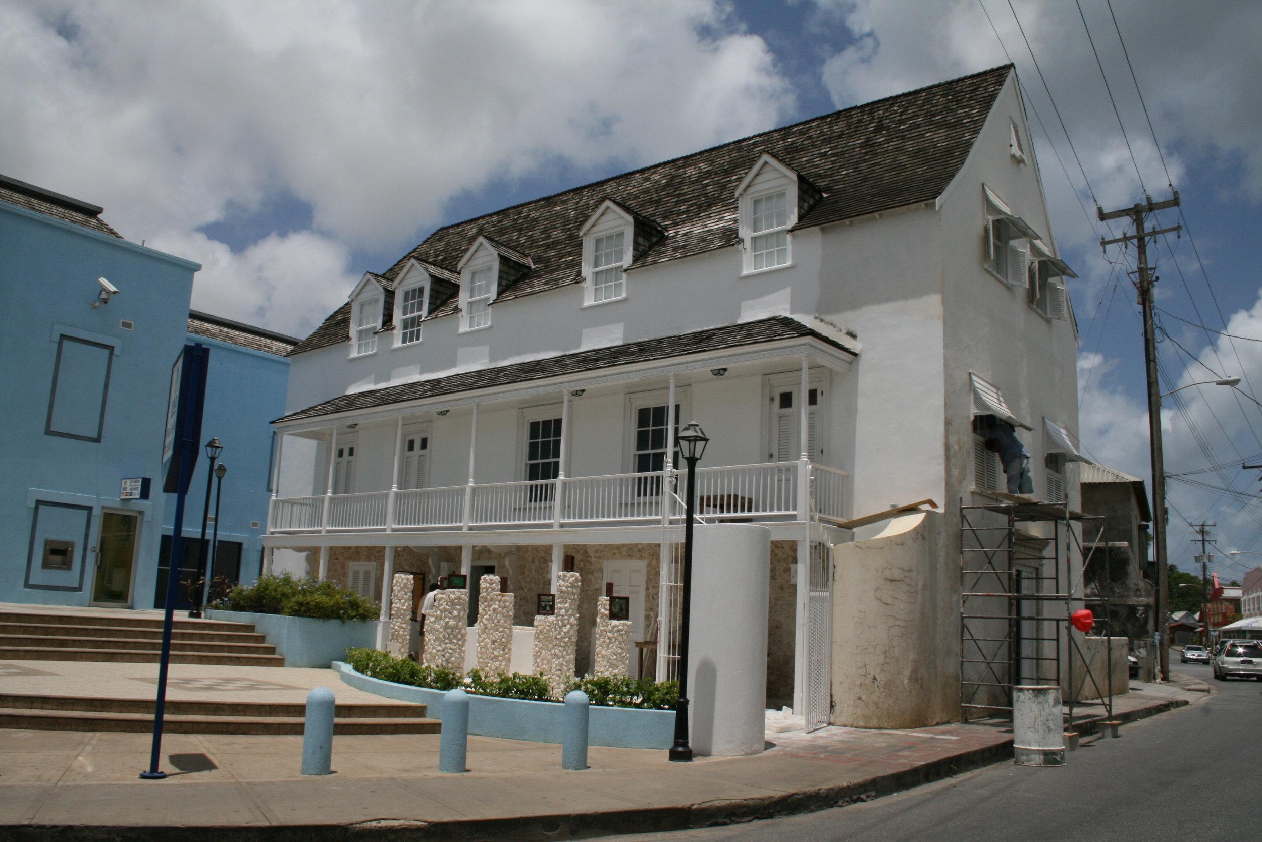 Barbados Single House