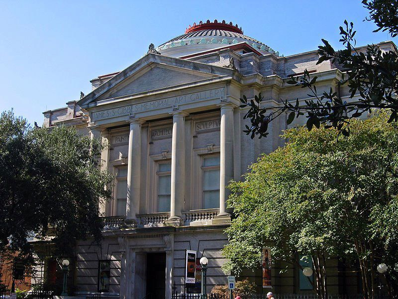 The Gibbes Museum