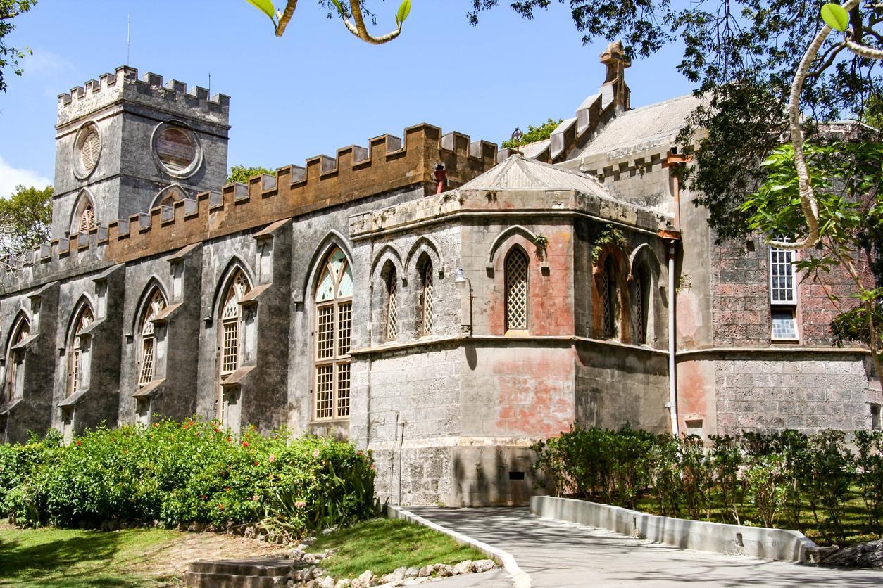 St. John's Parish Church, Barbados