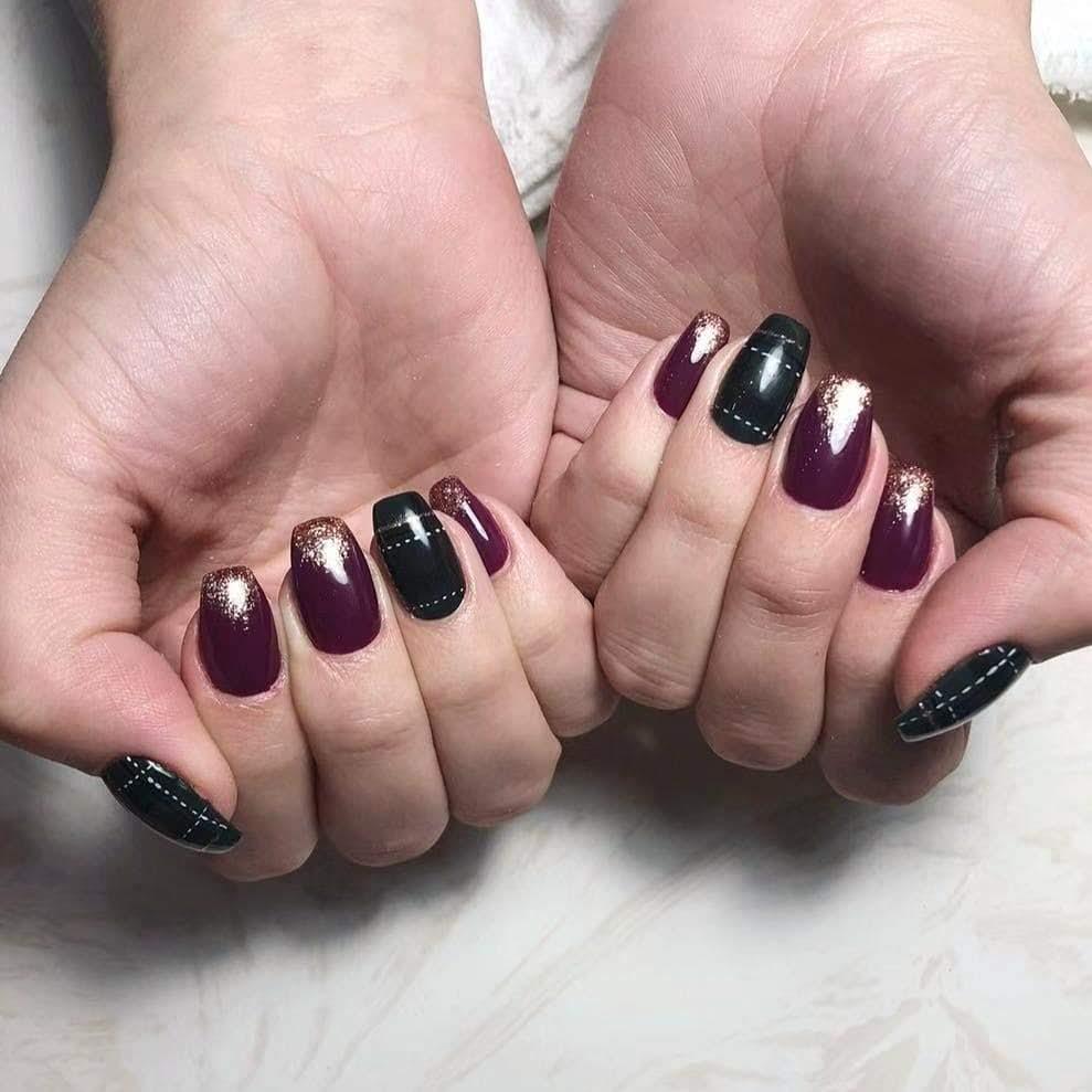 nail salon sherwood park