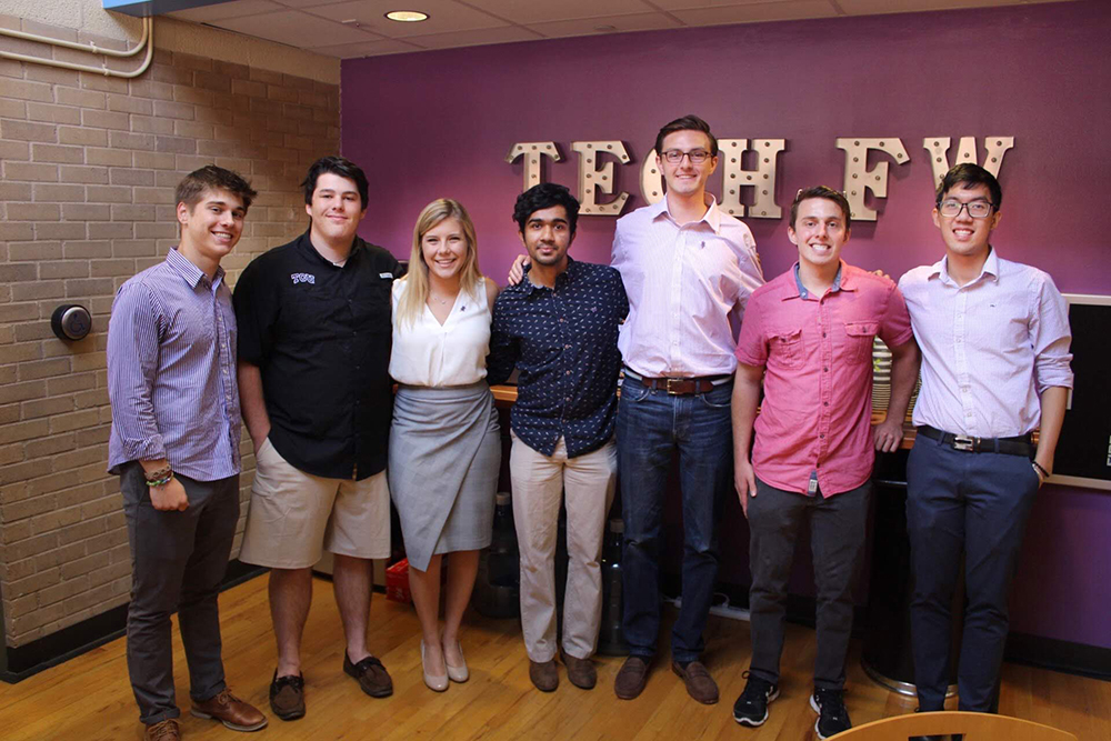 INTERN PROGRAM - The TCU – TechFW Intern Scholars Program enters its 9th year of partnership between the Neeley Entrepreneurship Center and TechFW. Through the generosity of donors undergraduate business students are matched with TechFW Acceleration clients to complete a 200 hour summer internship inside a startup technology company. Students apply and are awarded grants from the Neeley Institute For Entrepreneurship and Innovation to work with these firms and receive valuable experience.