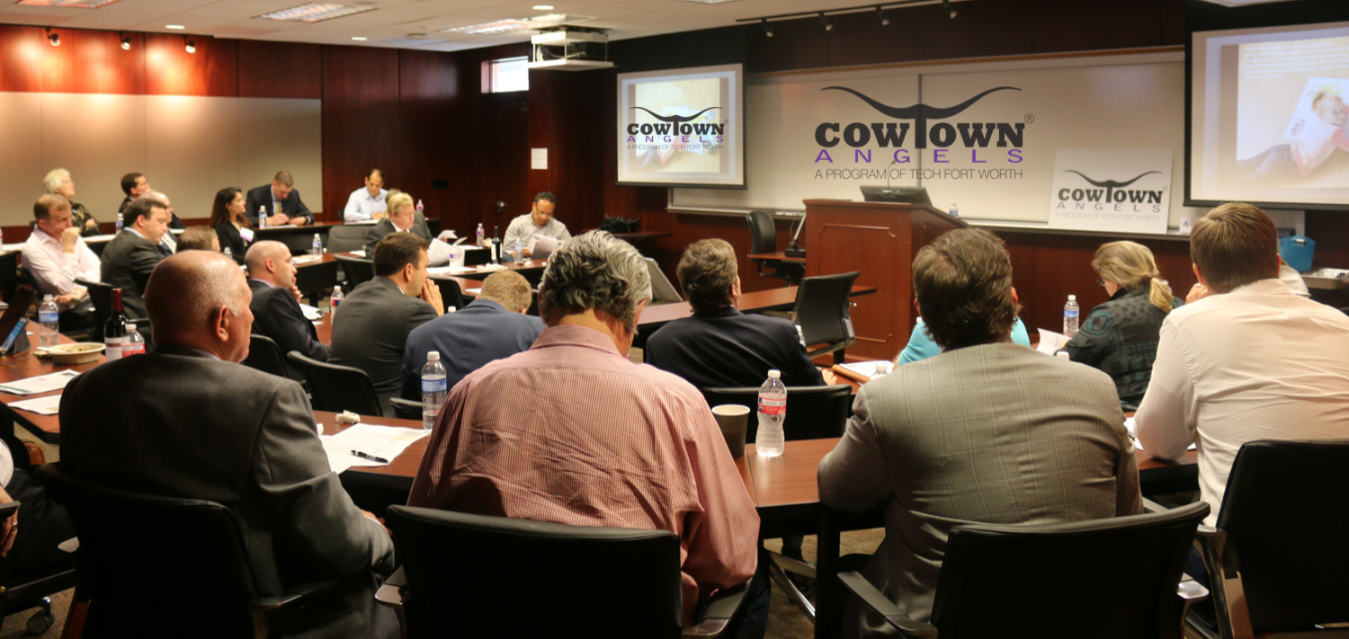- Cowtown Angels is an angel network based in Fort Worth, TX that connects entrepreneurs seeking early-stage funding with local investors in an environment that accelerates growth and rewards strategic risk-taking.