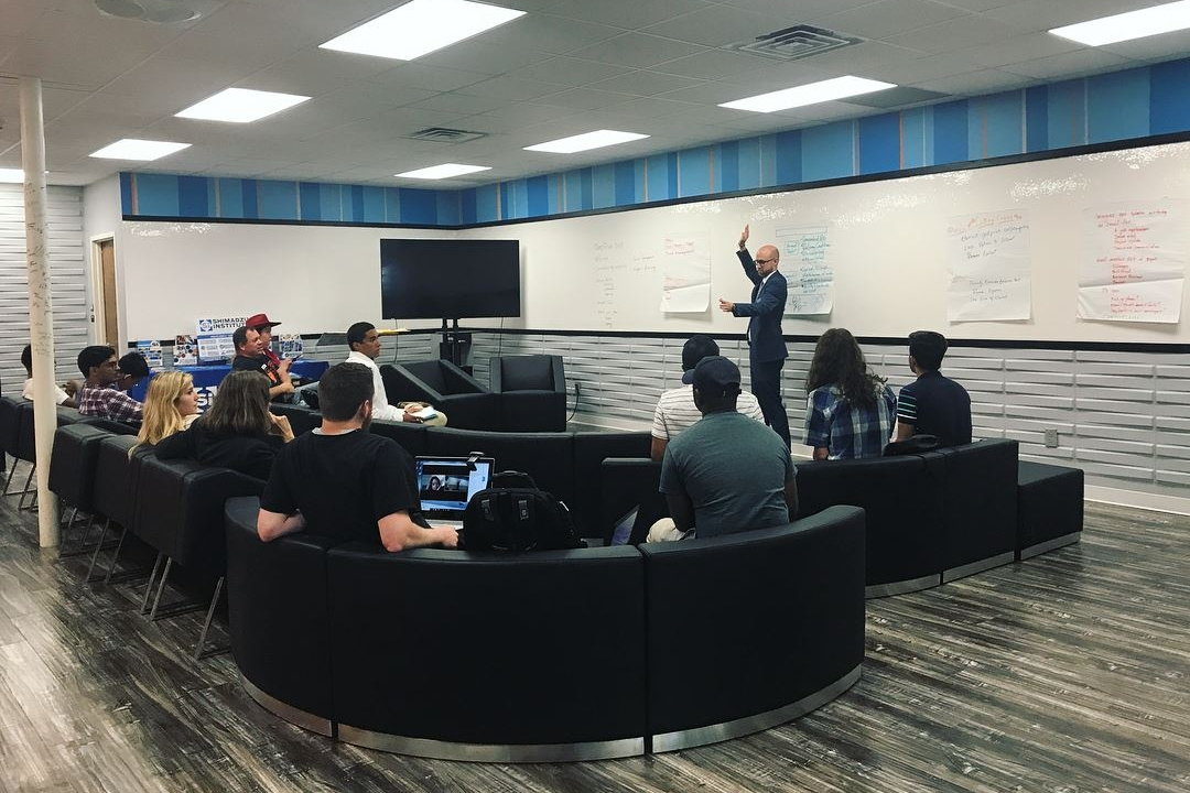 THE STARTUP LOUNGE - The Startup Lounge is a collision space for entrepreneurs on and off UTA campus. We provide entrepreneurial resources including seminar series and working/meeting spaces.The Startup Lounge is no-man's land, first-name basis only. No matter where you are in your life, everyone is equal at Startup Lounge.