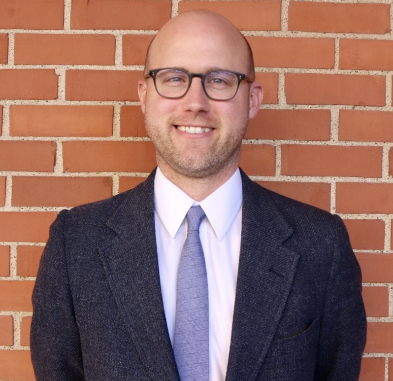 Hayden Blackburn - Executive Director