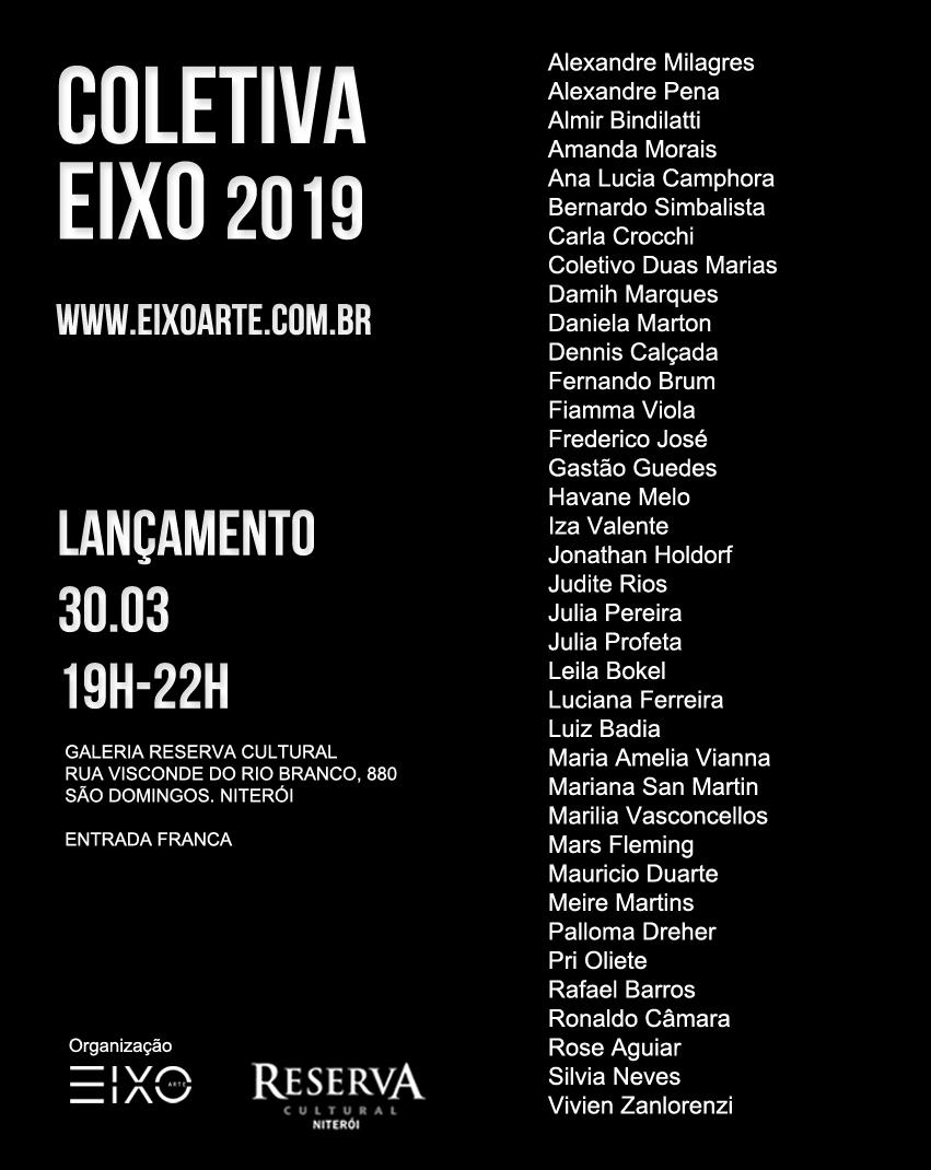 e-flyer coletiva eixo 2019