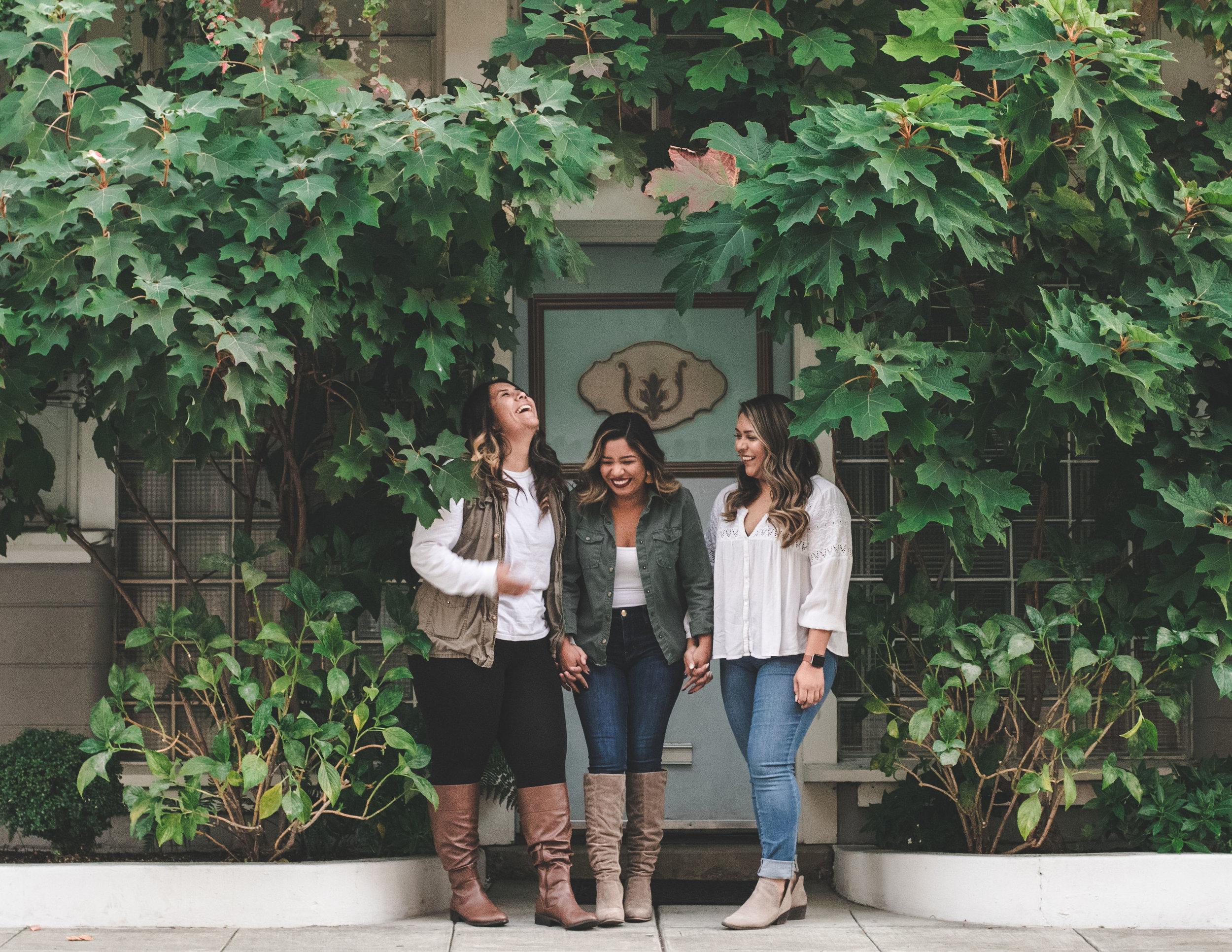 Sister Session - Moni, Rosa & Dulce