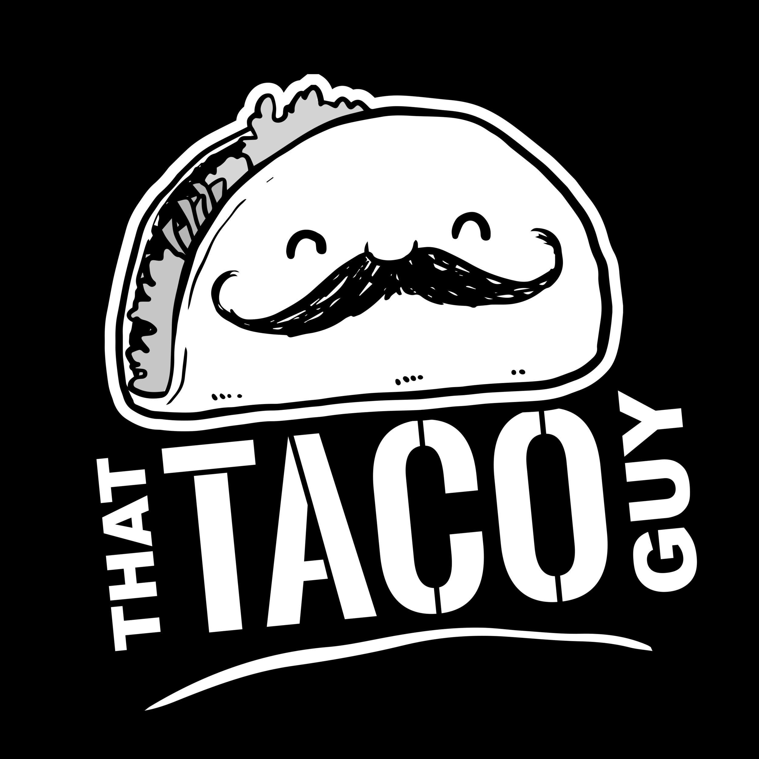 That-Taco-Guy_LOGO_BW.png