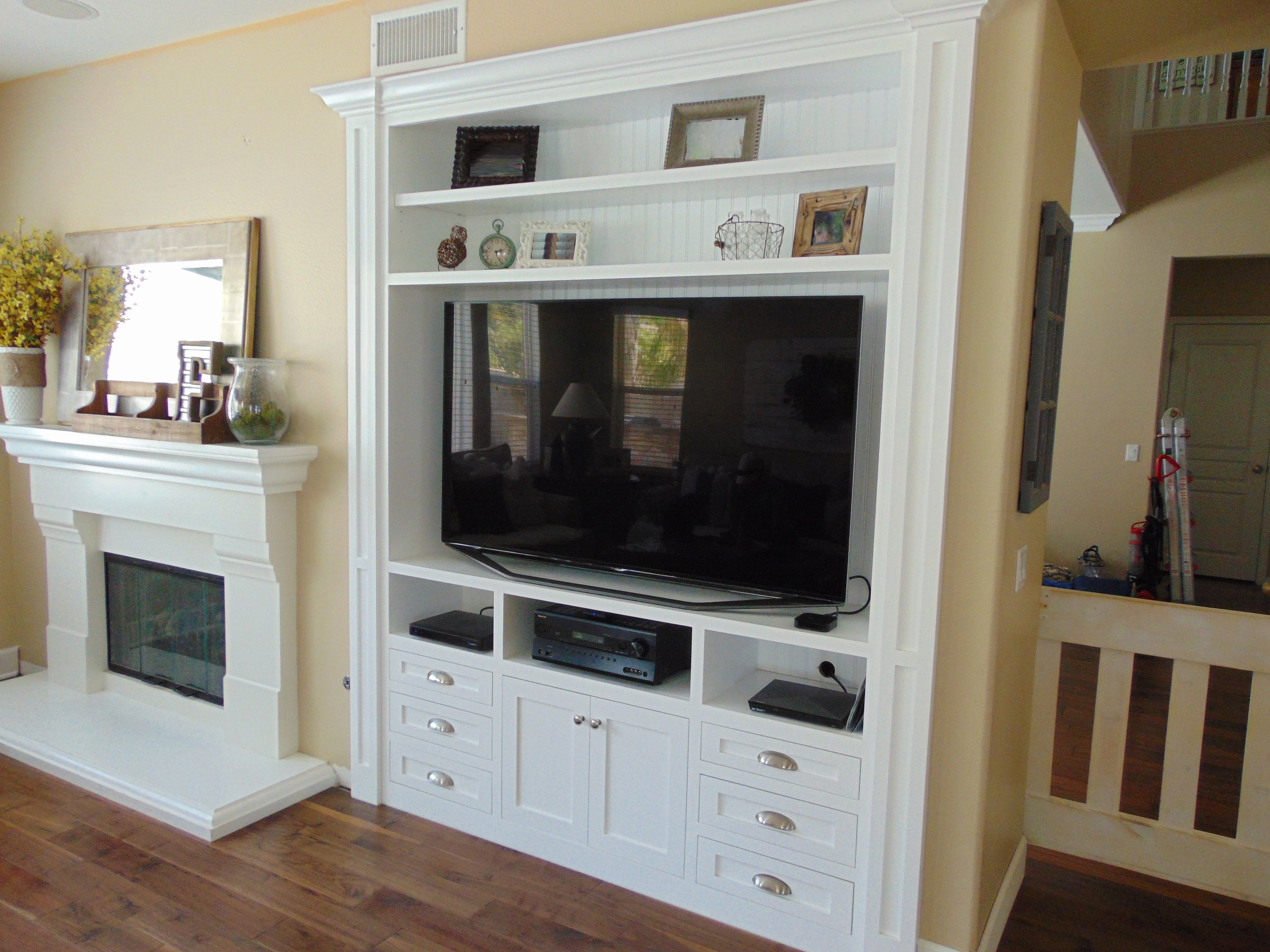 Highland Built-in
