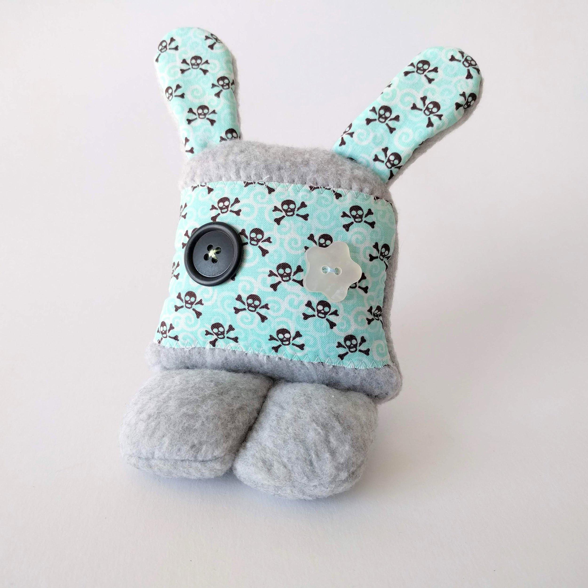 Bini Monster Plush Toy Sewing Pattern