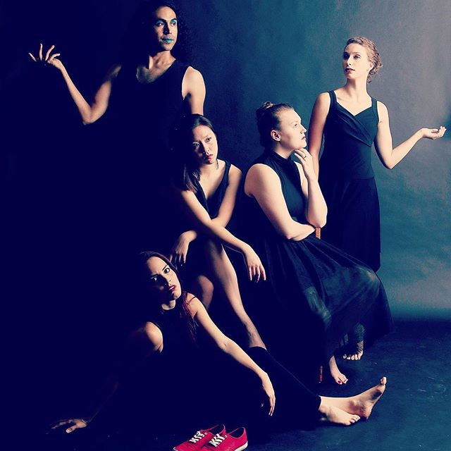 Throwback Thursday. When @jhonnielove spun magic on @thepilotdanceproject . Those red bottom shoes are iconic! #yaydance #houarts #pilotdanceproject #redbottomshoes #femmefatale