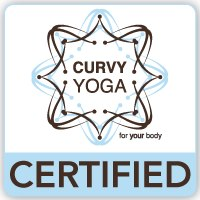 Curvy Yoga Certified Since 2017