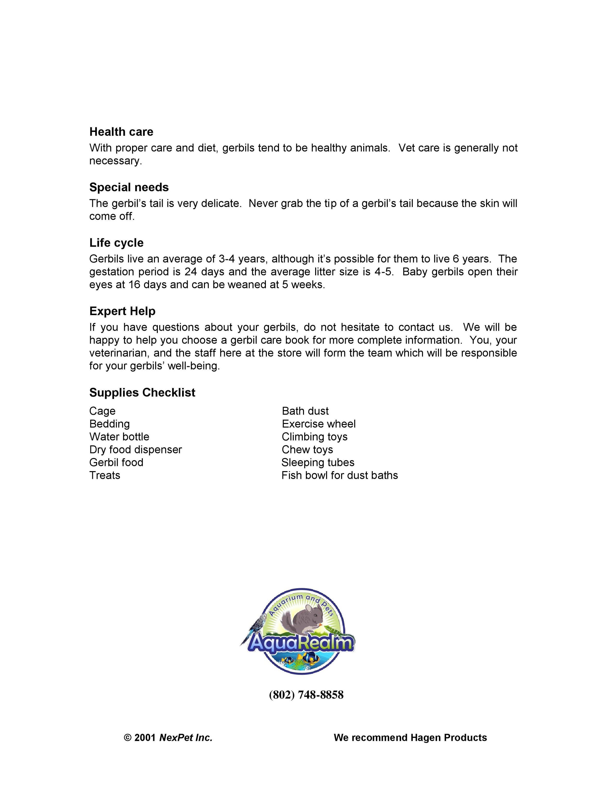 Fixed Gerbil Care Sheet pg2