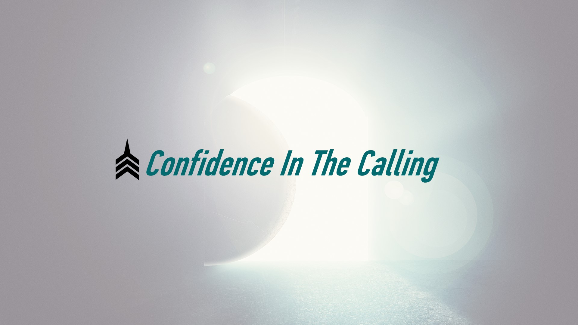 Confidence In The Calling.JPG