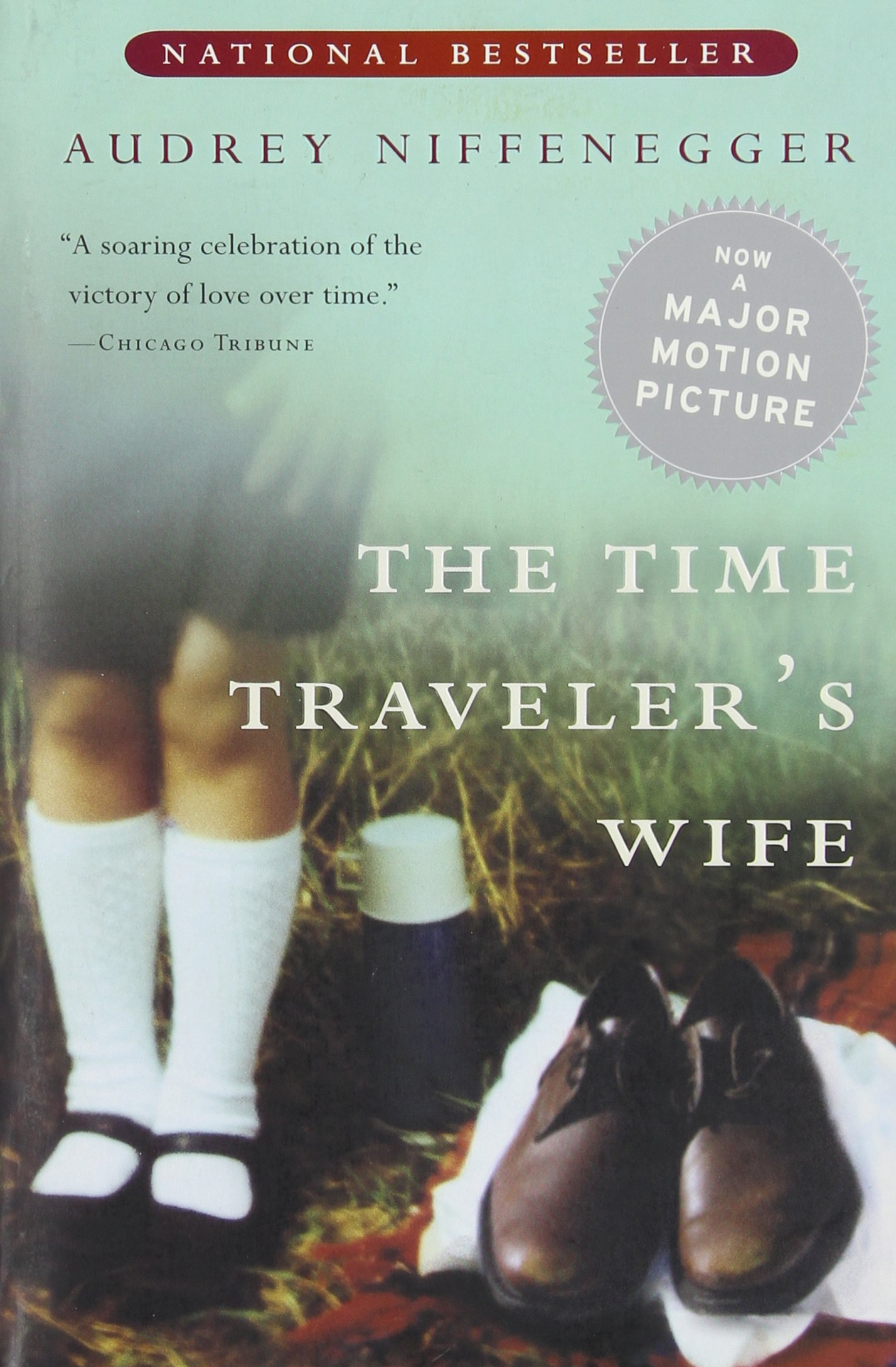 The Time Traveler's Wifeby Audrey Niffenegger - I read The Time Traveler's Wife when I was in college and it TOTALLY captured me. At the time, I wasn't reading a ton of books outside of what I was assigned in school, and I have such vivid memories of tearing through this one and being reminded of just how much I love fiction. It's been long enough now that I can't say I remember all the details of the plot, but it remains close to my heart and is absolutely among my favorite love stories. (For what it's worth, I did not dig the movie adaptation. Such a bummer.)