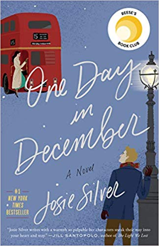 "One Day in Decemberby Josie Silver - When I picked up One Day in December a few days after Christmas last year, it was — at least in part — a case of ""bookstagram made me do it."" But it ended up being so much more than that! I read Jack and Laurie's story in just a handful of sittings, and I think it's probably one that I'll come back to every few years. More than any other book I've ever read, it gave me serious rom com vibes… and I mean that in a good way!"