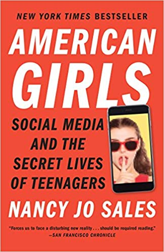 American Girls: Social Media and the Secret Lives of Teenagersby Nancy Jo Sales - I've been on a bit of a non-fiction kick lately, and I especially enjoyed this one. It's full of wild stories about the specific ways in which social media has changed what it means to be a teenager in the U.S. Honestly, it's pretty shocking. All of the reporting that Nancy Jo Sales did to write this book was impressive, and it made me want to read more non-fiction titles by investigative journalists and written like this. It reminded me a lot of Pledged: The Secret Life of Sororities, which is one of my all-time favorite non-fiction reads.