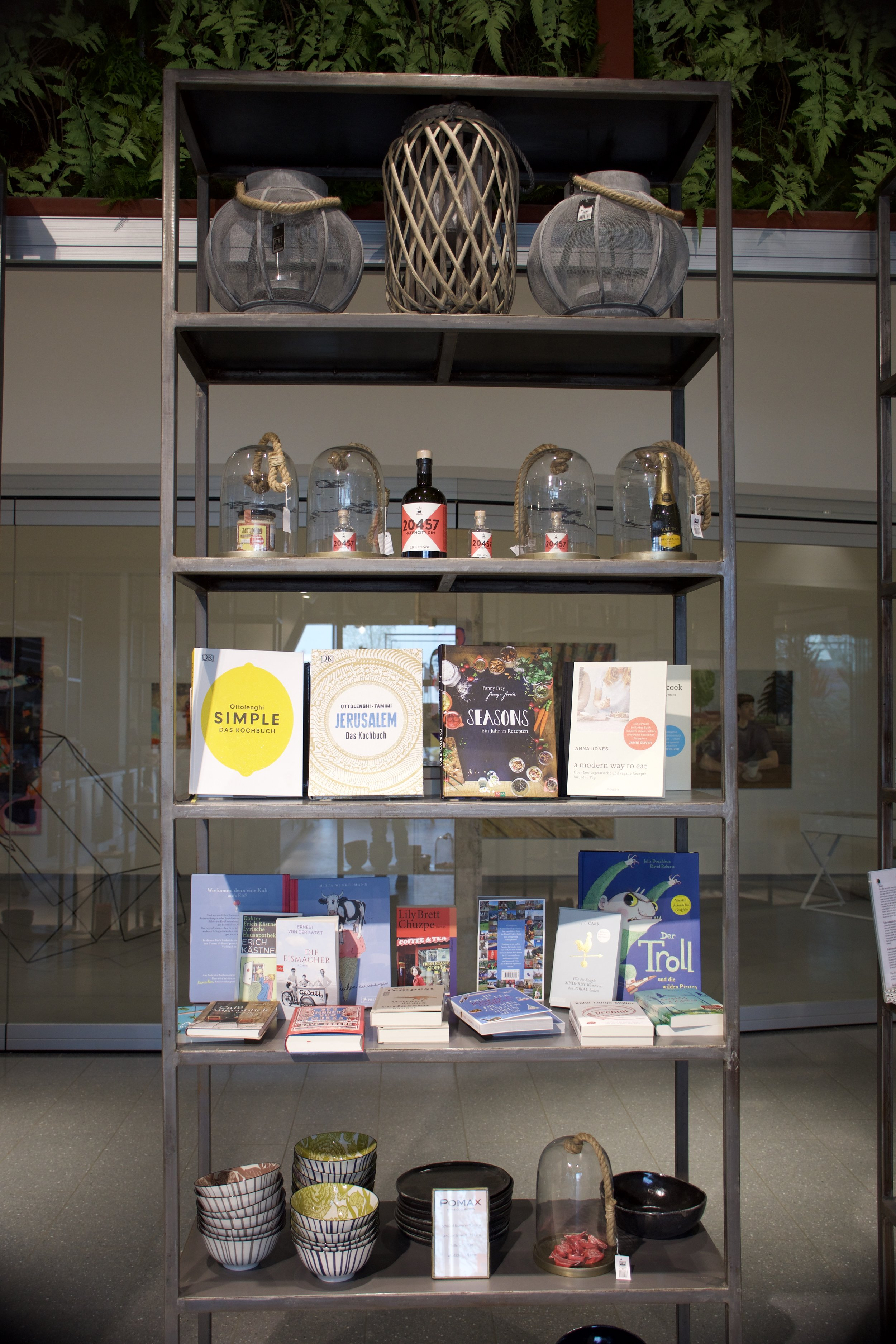 Unser Bücherauswahl von Bücher & Co aus Winterhude