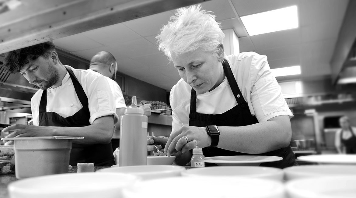 Executive Head Chef Lisa Goodwin-Allen