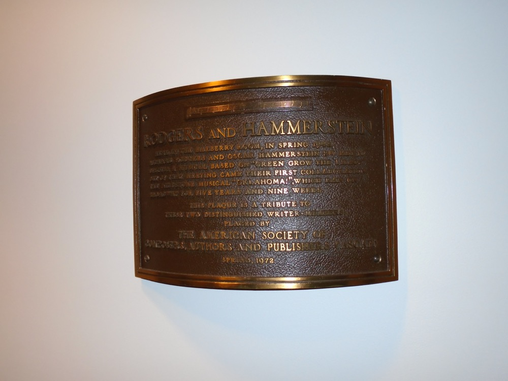 Omni_s_Rodgers_and_Hammerstein_Suite_Plaque.JPG