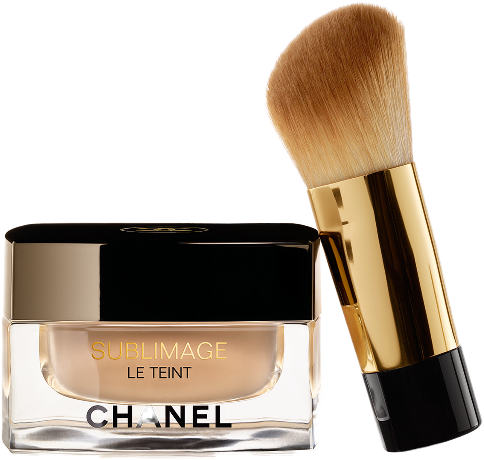 Sublimage Le Teint, Foundation &Brush