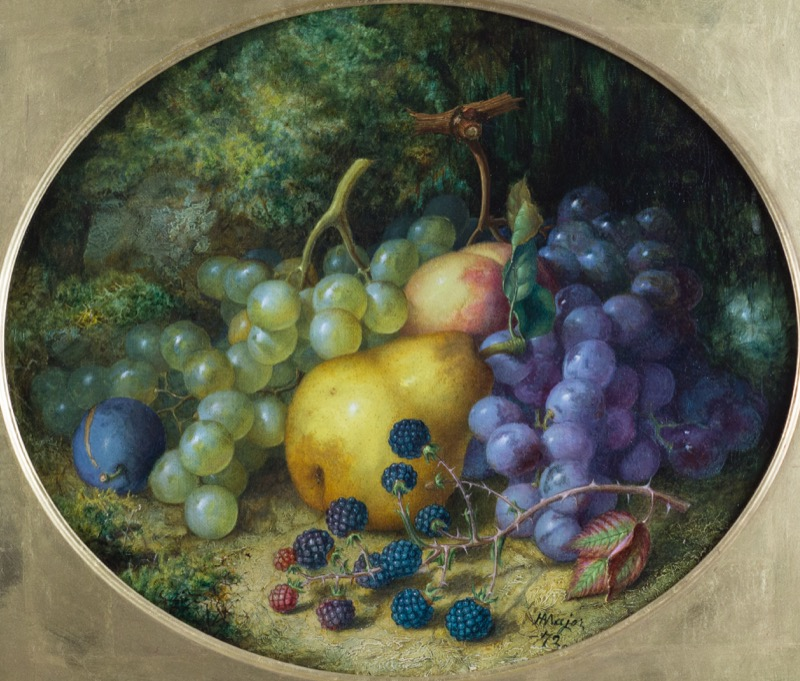 HR CAMBRIDGE FINE ART Henry A Major, Fruit.JPG