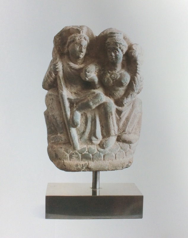 HR ODYSSEY ANTIQUITIES & COINS Ghandaran statuette of the god Panika & his consort.jpeg