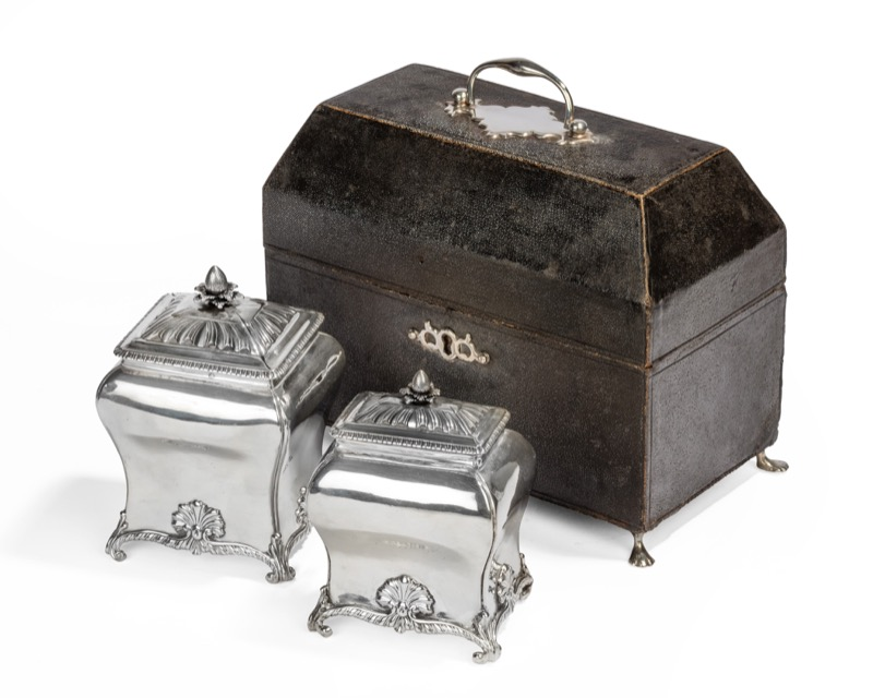 HR STEPHEN KALMS ANTIQUES Double tea caddy in original box.jpg