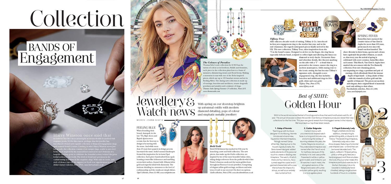 Luxury Watches & Jewellery -