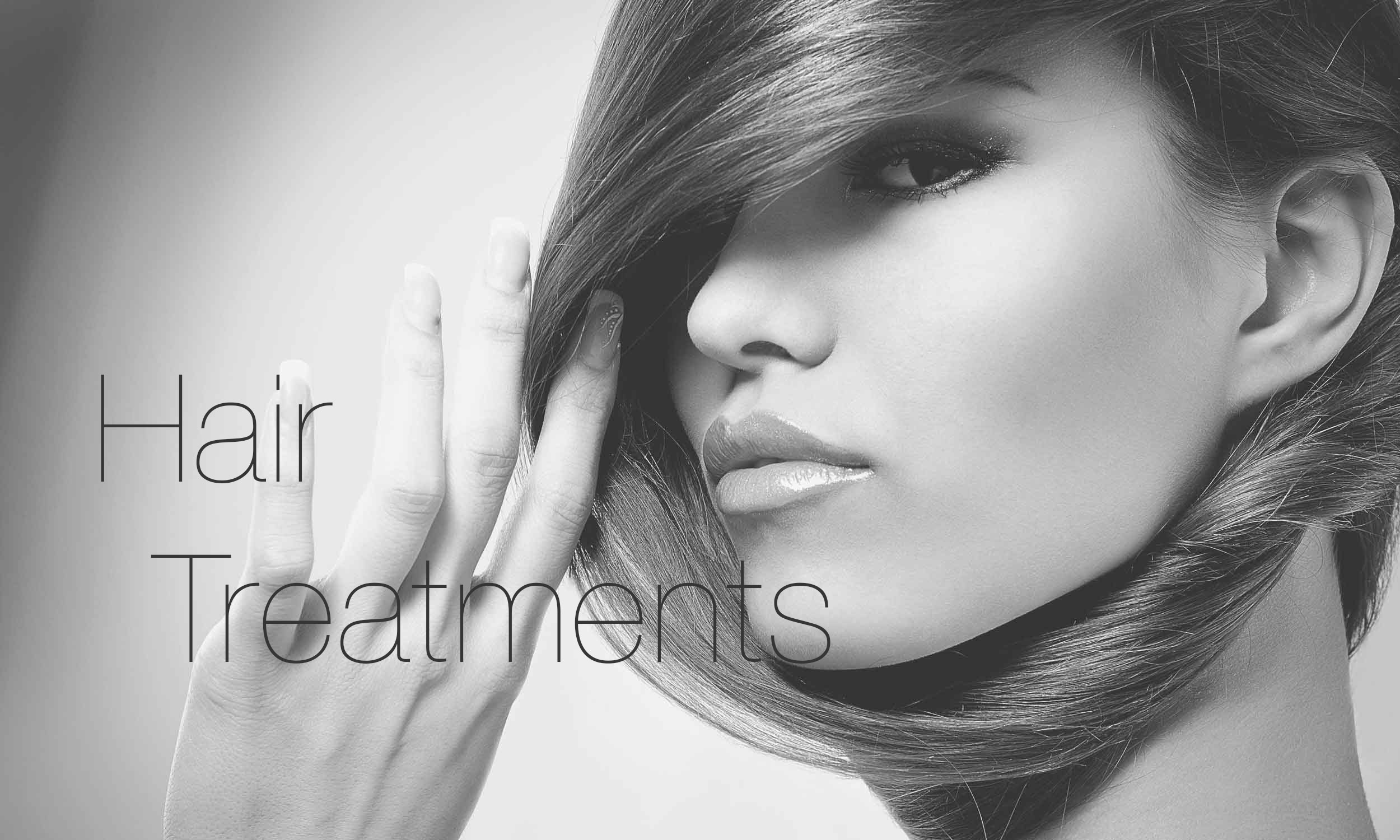 Hair Straightening & Relaxing Treatments