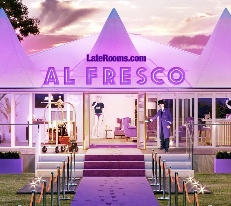 LateRooms.com Al Fresco - Main Exterior.jpeg