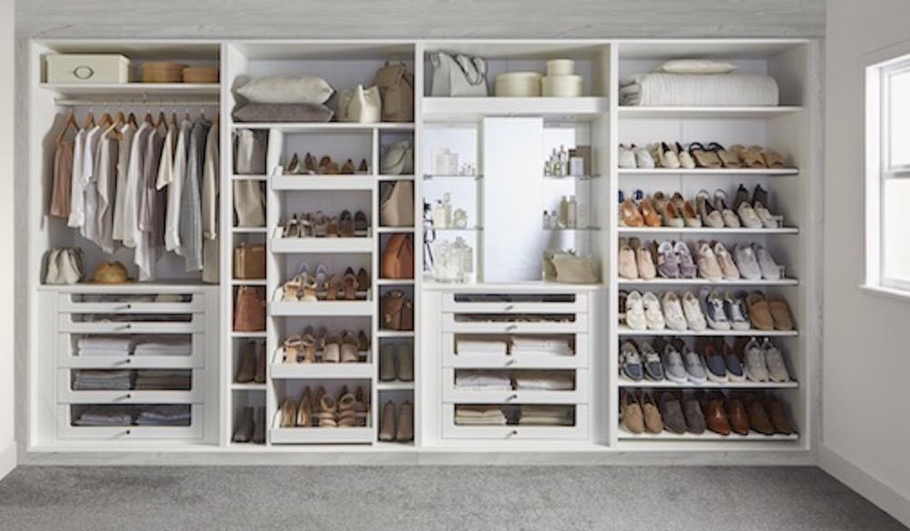 New Bedroom Storage Solutions for Summer 2019