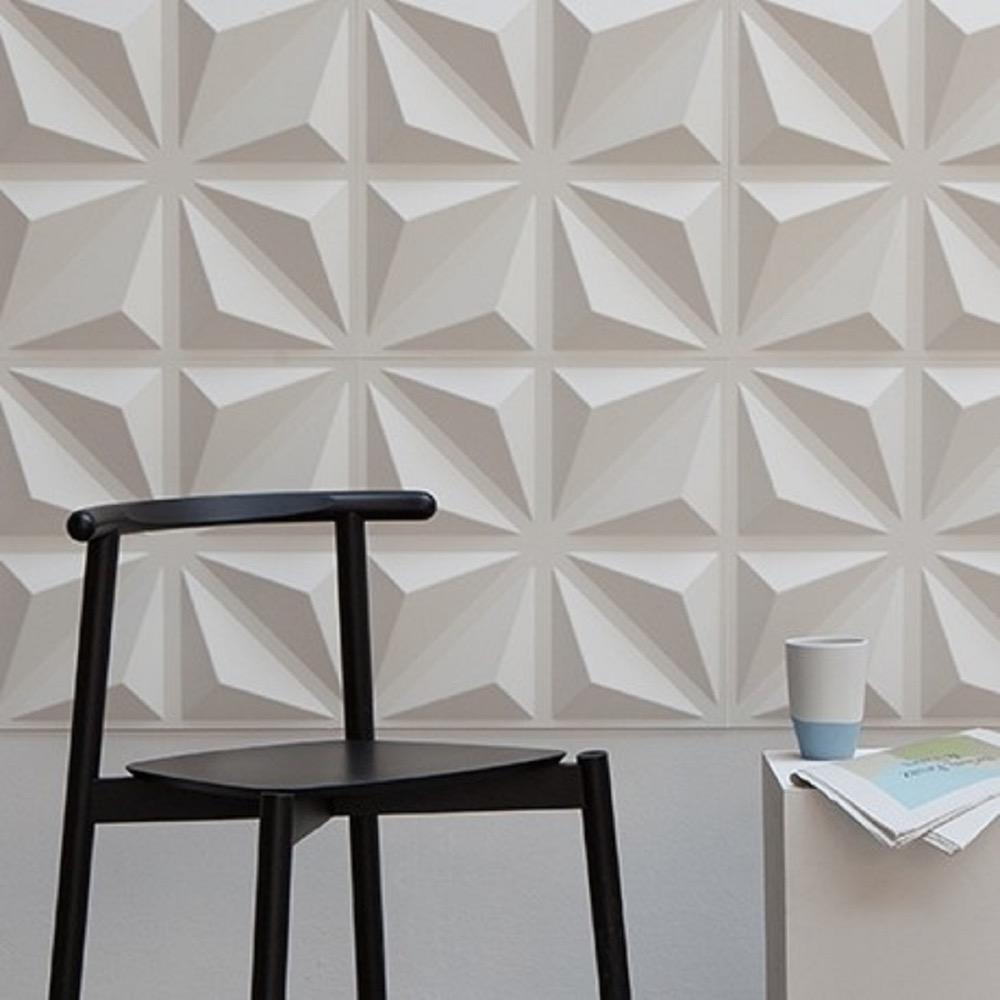Diamond 3D Wallpaper,     £99,  www.vivalagoon.com